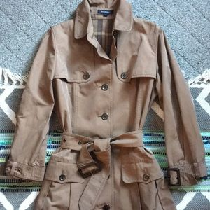 0b76337001e Burberry Jackets   Coats - Price Firm 🦋Burberry 3 4sleeve trench coat